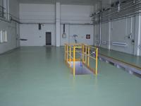 Полимерные промышленные полы